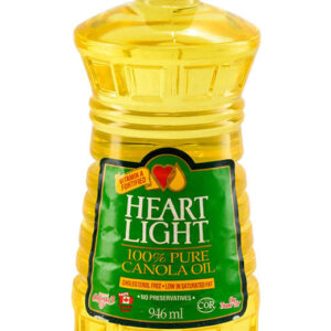 Heartlight Canola Oil