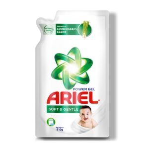 Ariel Soft and Gentle for Baby 810g