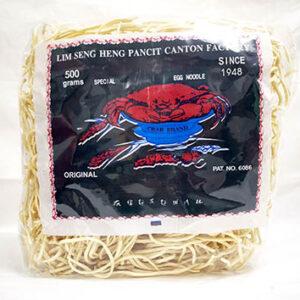 Pancit Canton 500 g  (Brand: Crab)