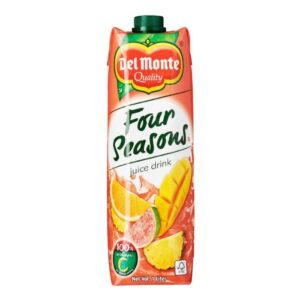 Del Monte Four Seasons Juice Drink 1L