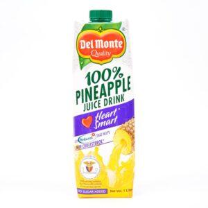 Del Monte Pineapple Heart Smart Juice Drink 1L