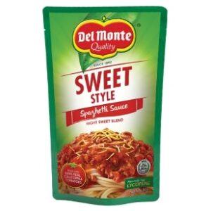 Del Monte Spaghetti Sauce Sweet style 1 kg