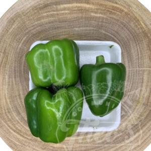 Green Bell Pepper 250g