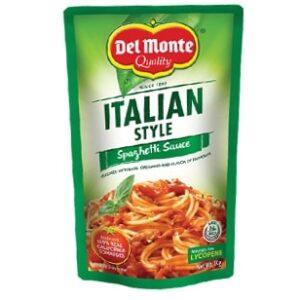 Del Monte Spaghetti Sauce Italian Style 1 kg
