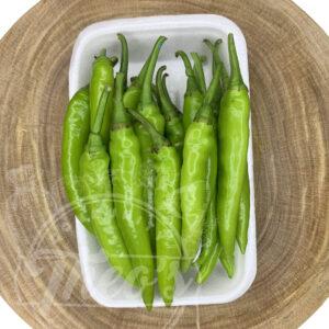 Sili Sigang/Long Green Chili 250g
