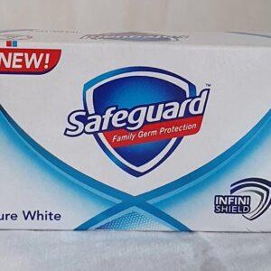 Safeguard Pure White 130g