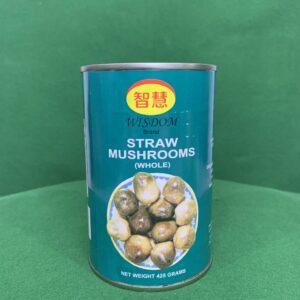 Wisdom Brand Straw Mushroom