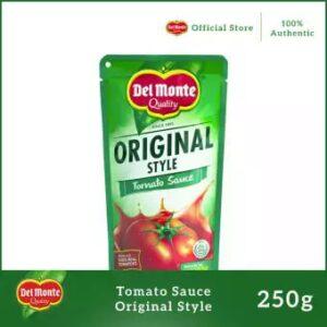 Del Monte Tomato sauce original 250 g
