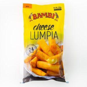 Bambi Cheese Lumpia 24 pcs.