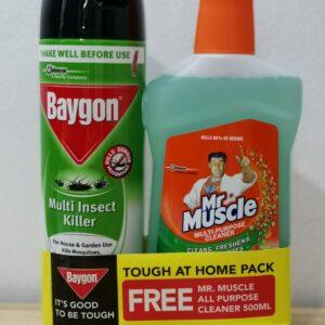 Baygon Spray Water Based 500 ml