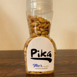 Pika Beer Nuts Garlic Flavor