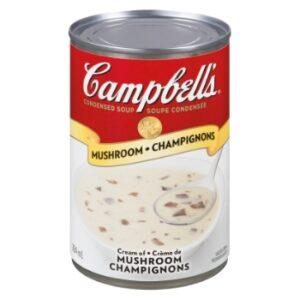 Campbell's Cream of Mushroom Champignons Soup