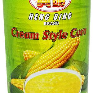 Heng Bing Brand Cream Style Corn