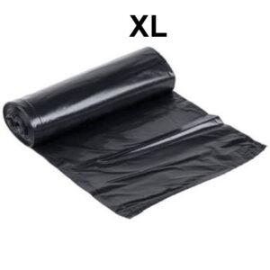 Garbage Bag (XL) 15x15x37″ 100 pcs.