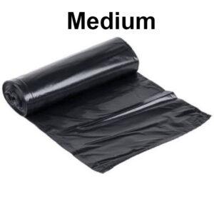 Garbage Bag (M) 11x11x24 100pcs