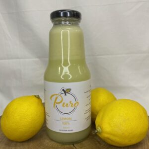 Theo's All Natural Puro Lemon Extract