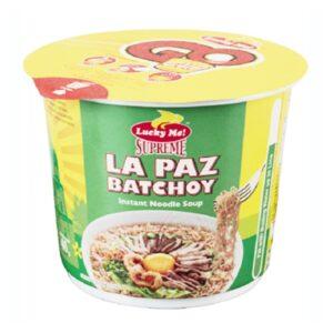 Lucky Me La Paz Batchoy Instant Noodle Soup