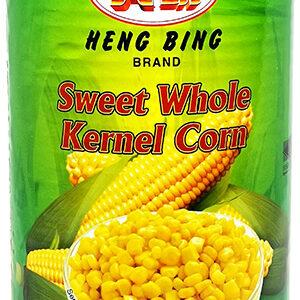 Heng Bing Brand Sweet Whole Kernel Corn