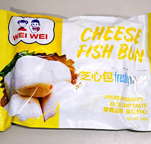 Wei Wei Cheese Fish Bun