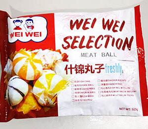 Wei Wei Meat Balls