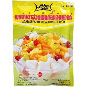Lobo Agar Dessert Mix Almond Flavour