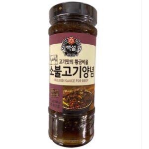 Beksul Bulgogi Sauce for Beef 290ml