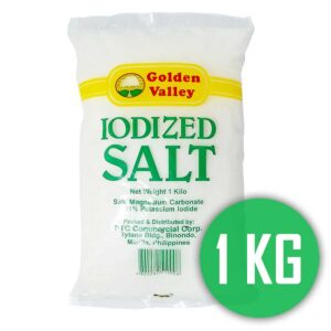 Golden Valley Iodized Salt