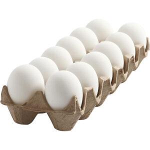 White Egg (Large)