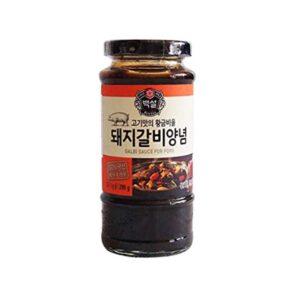 Beksul Galbi Sauce for Pork 290ml