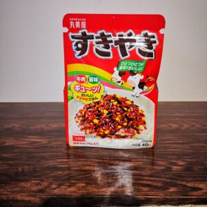 Sukiyaki/ Beef Furikake