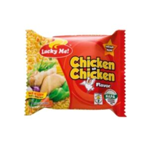 Lucky Me Chicken Noodles