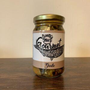 Theo's Gourmet Sardines Garlic