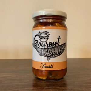 Theo's Gourmet Sardines in Tomato Sauce