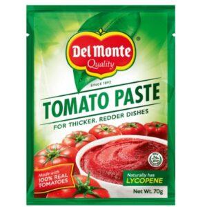 Del Monte Tomato Paste 70g