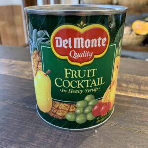 Del Monte Fruit Cocktail In Heavy Syrup 825g