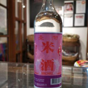 Taiwan Michiu (rice wine) 750ml