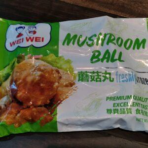 Wei Wei Mushroom Ball 500g