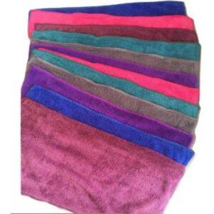Micro Fiber Face Towel 12 pcs.