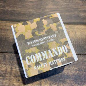 Commando Posporo/ Match 1×10 pcs.