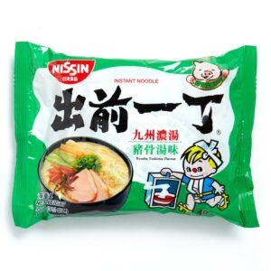 Nissin Demae Ramen Kyushu Tonkotsu Flavour