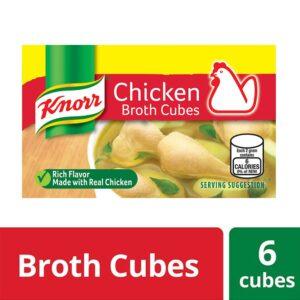 Knorr Chicken Broth Cubes 6 x 10g
