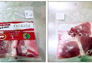 Robina Farms Pork Meat Slice 500g