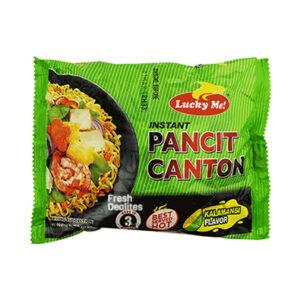 Lucky Me Pancit Canton Calamansi