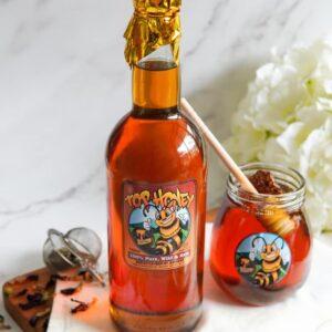 Top Honey 100% Pure,WIld & Raw