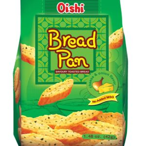 Bread Pan Cheese and Onion Flavor