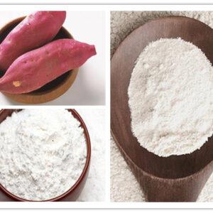 Kamote Powder