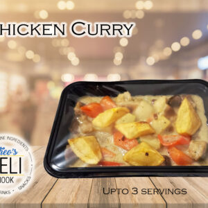 Chicken Curry (Ready to Eat)