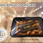 Pork Binagoongan ( Ready to eat)
