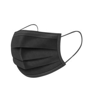 Surgical Mask (Black) 50pcs