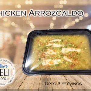 Chicken Arrozcaldo (Ready to Eat)